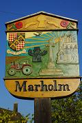 Marholm Village